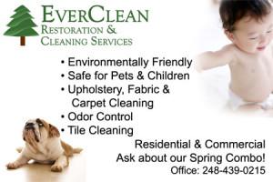 Everclean Advertisement