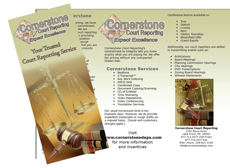 Cornerstone Court Reporting