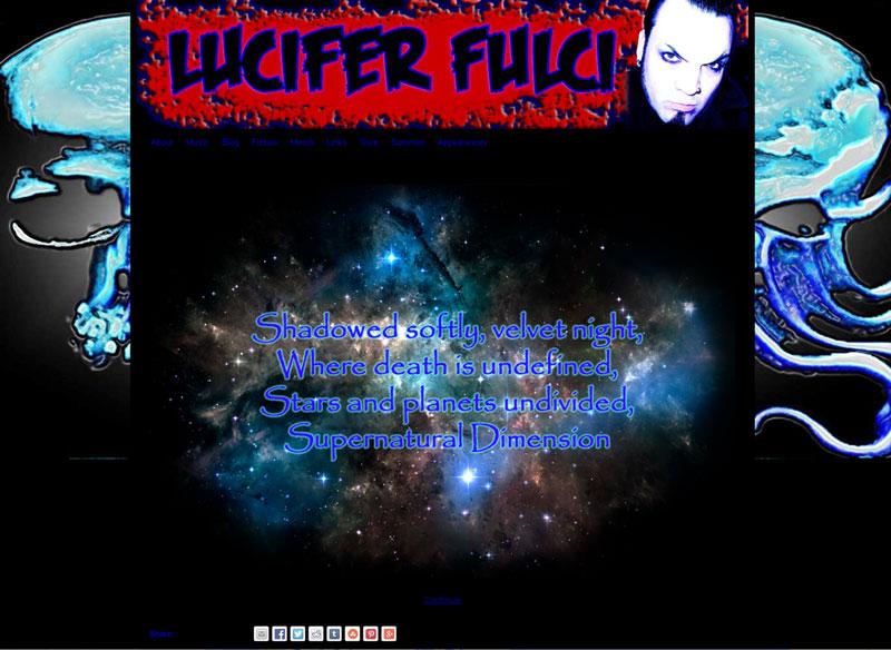 Lucifer Fulci