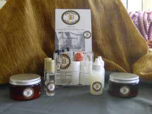 Detroit Body Grease Product LIne