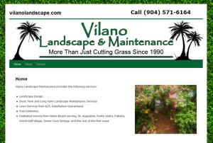 Vilano Landscape.Com