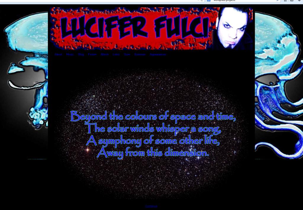 LuciferFulci.com
