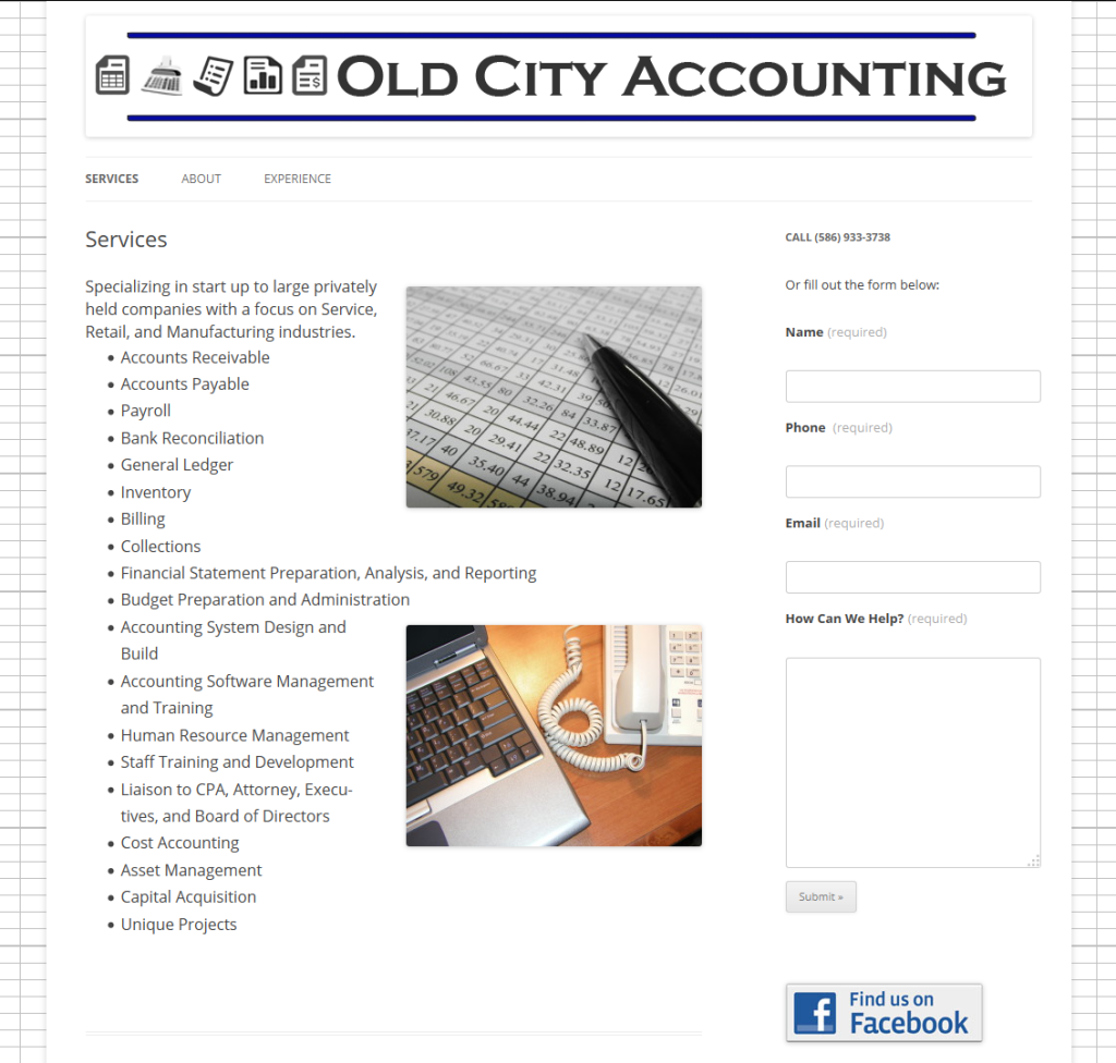 Old City Accounting