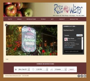 Rosewater-fall